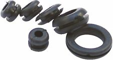A05150 RUBBER WIRING GROMMETS VARIOUS SIZES O.D 6.4 x 16mm I.D 4.75 12.5mm x 120