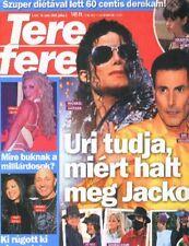 MICHAEL JACKSON FARRAH FAWCETT JENNIFER LOVE HEWITT Mag