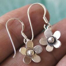 Pure Silver 1166 a Karen hill tribe Earrings
