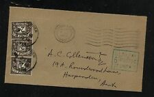 Great  Britain  nice postage  due  cover              KEL0108