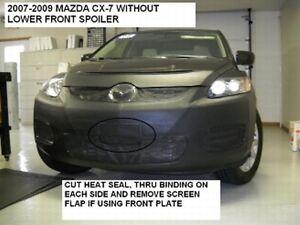 Lebra Front End Mask Cover Bra Fits Mazda CX-7 2007-2009