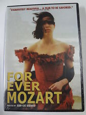 For Ever Mozart NEW DVD New Yorker Video, Jean-Luc Godard