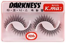 2 Pairs of Darkness Eyelashes Kma2