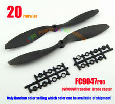 """20 Pairs/Lot Random color 9x4.7"""" 9047 Pro CW/CCW Propellers For RC Drone Copter"""