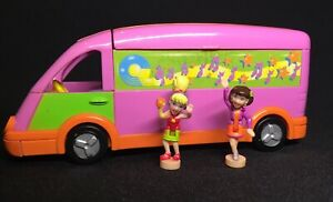 Polly Pocket Mini 💛 1998 Tour Bus Polly And The Pops 1807