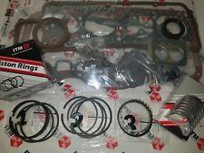 Toyota Celica, Corona, Pickup 72-74 18RC Engine Kit Rings,Gasket Set Rod Bearing