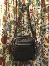 Lug Ranger Heather Gray Handbag Crossbody Purse Pre-Owned