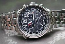 Fantastic Men's Citizen Eco Drive Military Pilot's Style Chronograph Watch. GWO