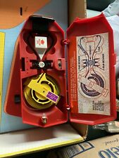 Vintage 1969 Kenner's Motorized Easy Show Movie Projector w Daffy Duck & Archie