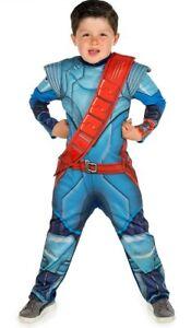 Thunderbirds are GO! Children's Costume Fancy Dress Alan Tracy 9-10