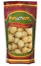 We Got nuts Raw Macadamia Nuts Whole & Unsalted - One (1) Lb. Bag - Freshly S...