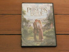 The Princess Bride Dvd 1987 Cary Elwes, Robin Wright, Billy Crystal