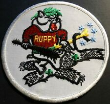 "Vintage Rupp Ruppy Snowmobile Patch 5"" X 5"" New (928)"