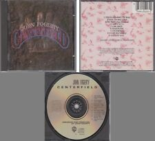 JOHN FOGERTY Centerfield 1985 JAPAN Disc CD Rock & Roll Girls Vanz Kant Danz 80s