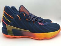 Adidas Dame 7 Basketball Shoes Men's Size 14 Rare Colorway Limited FX7086