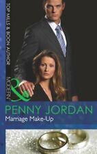 Marriage Make-Up,Penny Jordan