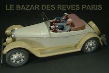 """AROUTCHEFF. DUESENBERG 1925 cabriolet. CORTO MALTESE  """"TANGO"""" + Boite."""