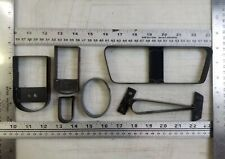 USEFUL SHAPES - MEDIUM SIZED - LOT OF 6 -  Leather cutting die, clicker die