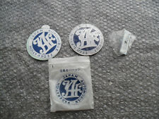 Japan Automobile Federation JAF Emblem Badge Decal JDM Original AUTHENTIC JDM