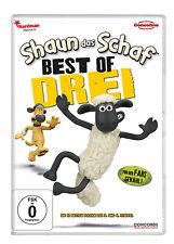 DVD * SHAUN DAS SCHAF - BEST OF DREI # NEU OVP $
