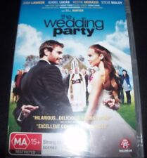 The Wedding Party (Isabel Lucas Josh Lawson) (Australia Region 4) DVD – New
