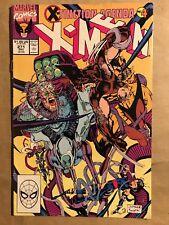 UNCANNY X-MEN - # 271 : dec 1990 - VO