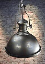 Deckenleuchte Pendelleuchte Industrie Loft Retro Ø32 cm Vintage Rost LV3061