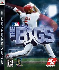The BIGS PS3 - LN - Game Disc Only