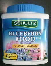 SCHULTZ Premium Acid loving plant food fertilizer concentrate NPK 18:18:18+4MgO