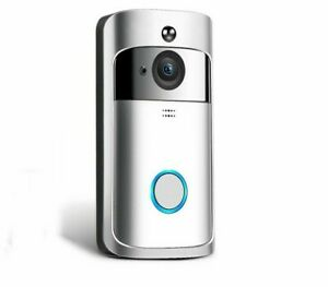 Wireless WiFi Video Camera Doorbell Intercom Two Way Audio Door Bell APP Control