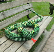 2.8m simulation boa constrictor snake Plush Stuffed Animals Doll Soft Toys Gift