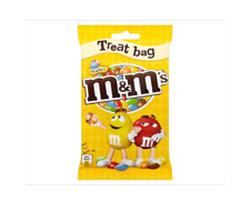 M&Ms® Peanut Treat Bag 90g x 16