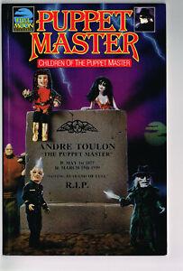 PUPPET MASTER CHILDREN OF THE PUPPET MASTER PRESTIGE EDITION #1 1991 FULL MOON