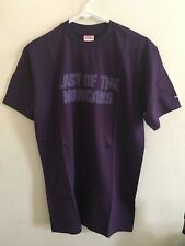 """Supreme Tee T Shirt """"Last Of The Mohicans"""" Sz M Brand New Mint Extreme Rare 2001"""