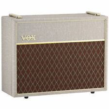 "Vox V212x Handwired 2x12"" Cabinet with Celestion Blue Alnicos"