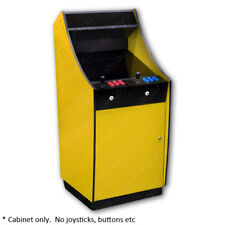 BRAND NEW LOWBOY JAMMA ARCADE MACHINE FLAT PACK KIT YELLOW