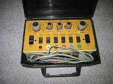 Heathkit IG-27 Color Bar and Dot Generator Rare Prototype (like IG-28, IG-5228)
