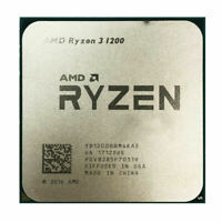 AMD Ryzen 3 1200 R3 1200 CPU Quad-Core 3.1GHz 8M Socket AM4 65W Processor
