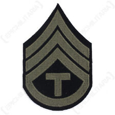 Technician 3rd Grade Rank Badge - Ww2 Repro American Stripes Patch Badge Army