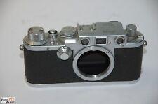Leica IIIc Gehäuse (M38 Gewinde) Fertigungszeitraum 1941-1951 (guter Zustand)