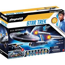 PLAYMOBIL Star Trek - U.S.S. Enterprise NCC-1701, Konstruktionsspielzeug