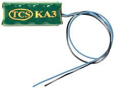 TCS 2000 KA3 Keep Alive Device w/ wires TRAIN CONTROL SYSTEMS  MODELRRSUPPLY-com