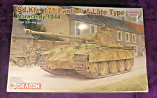 Dragon6244 1:35 Panther A Late Type Normandy 1944 Model Kit = #6168 SEALED BAGS
