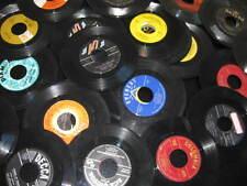 100 45 RPM VINYL RECORDS HIGH SCHOOL PARTY DECORATIONS SOCK HOP 50TH BIRTHDAY