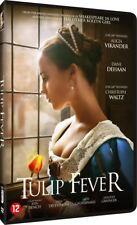 TULIP FEVER (2017 Judi Dench) - DVD - PAL Region 2 - New sealed