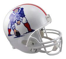 NEW ENGLAND PATRIOTS 1982-89 FULL SIZE Football Helmet