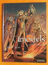 Le Livre des Amortels T 1. La Semeuse d'éternité. Fred Juret & Anne Ploy -Dupuis