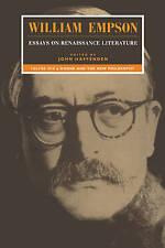 William Empson: Essays on Renaissance Literature: Volume 1, Donne and the New Ph