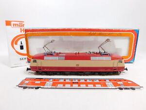 CU26-1# Märklin H0/AC 3153 E-Lok, leichte Mängel, 120 001-3 DB digital, OVP