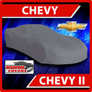 Chevy Chevy II 2-Door 1962 1963 1964 1965 1966 1967 CAR COVER - 100% ALL-WEATHER